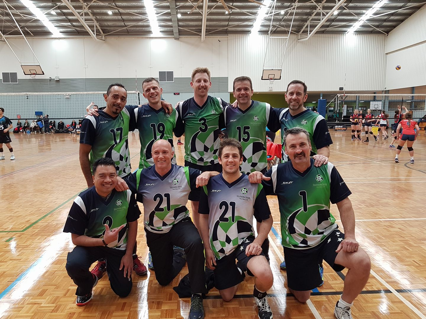 Southern Cross Volleyball Club