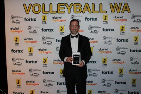 David Hedge Showered in Awards