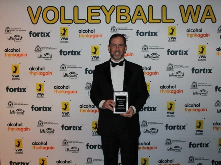 David Hedge Showered in Awards at the VWA Presentation Night