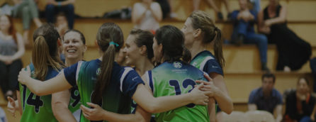 Southern Cross Volleyball Team