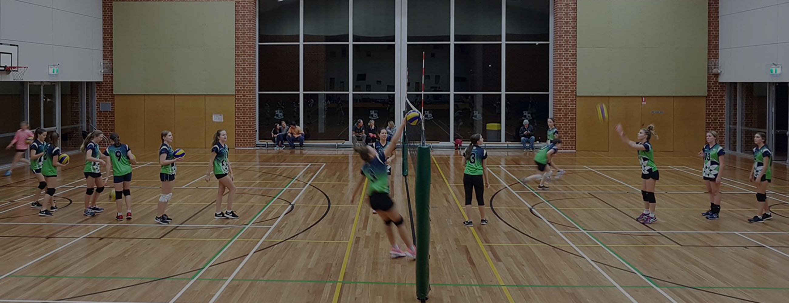 Southern Cross Volleyball Club - South Perth - Wesley College