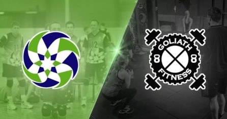Southern Cross Volleyball Club + Goliath