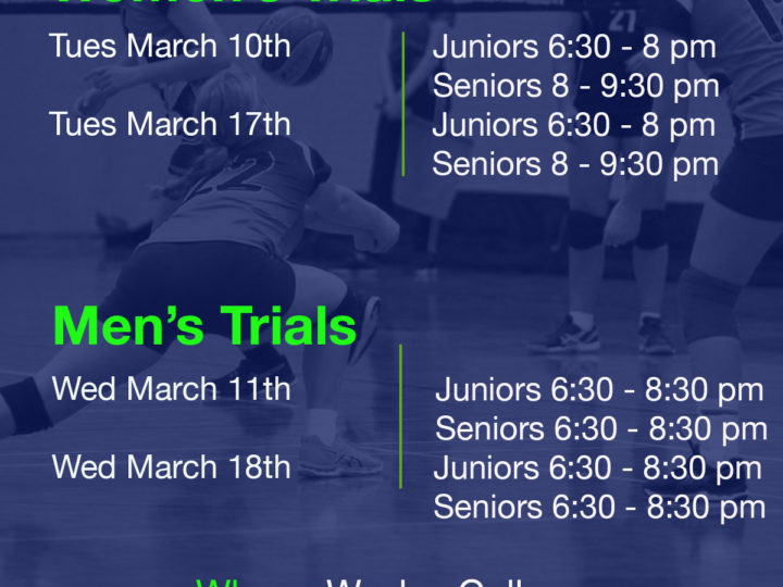 2020 team trials